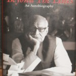 Beyond the Lines - autobiography of Journalist Kuldip Nayar
