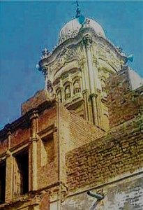 Gurdwara Singh Sahib Sahiwal, Pakistan