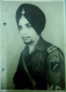 Inderjeet Singh (who was killed in the Hondh Massacre 1984) - [File Photo]