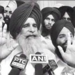 S. Jagdish Singh Jhinda with supporters (File Photo)