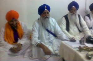 Giani Iqbal Singh took part in March 20 meeting at Akal Takht Sahib