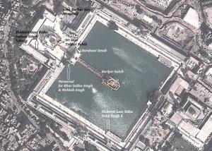Darbar Sahib Complex and Shaheedi Memorials