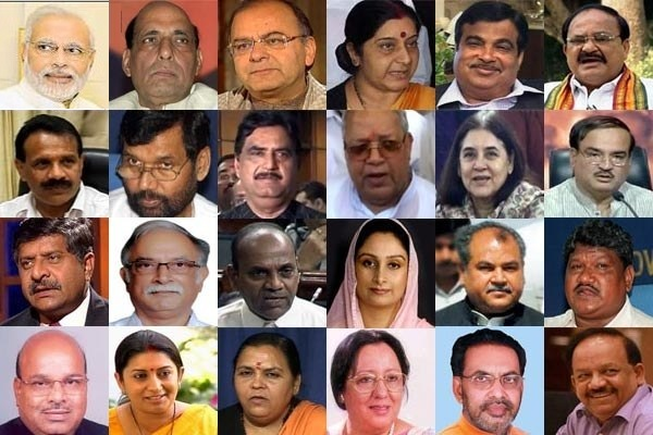 complete list narendra modi s cabinet ministers sikh