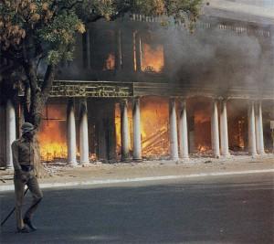 November 1984 pogrom of Sikhs [File Photo]