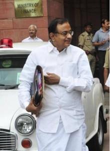 P. Chitambram (Home Minister of India)