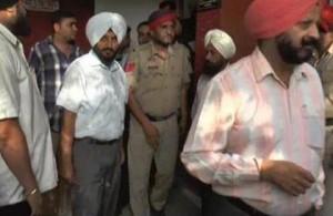 Convicts in police custody