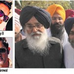 Punjabi Singers and Badals