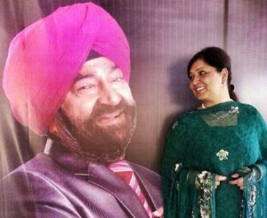 Savita Bhatti wife of Jaspal Bhatti, is AAP candidate from Chandigarh [File Photo]