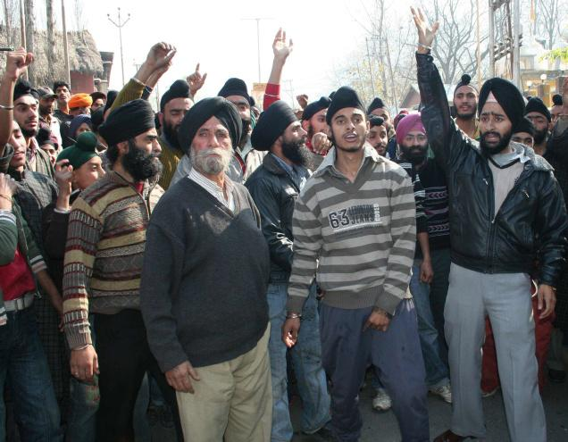 Raiders in Kashmir