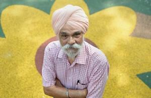 Surjan Singh [File Photo]