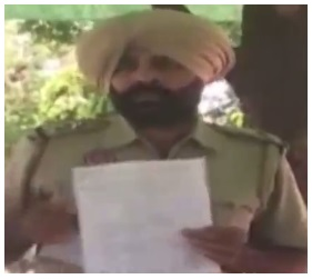 Surjit Singh SI who admitted 83 killings in fake encounters in Punjab