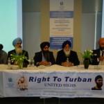 Dabinderjit Singh (Sikh Federation),Dr Pritpal Singh (AGPC), Daljeet Singh (DSGMC) Avtar Singh (SGPC), Astt Pr Rahuldeep Singh (California Lutheran Uni)