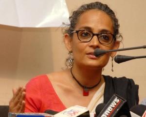 Arundhati Roy [File Photo]