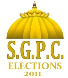 sgpc elections 2011 small